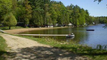 Amenities - McGowan Lake Campground