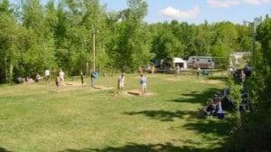 camping perth ontario